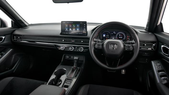2022 Honda Civic RS Interior 003
