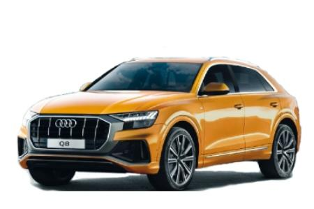 2020 Audi Q8 3.0 55 TFSI Quattro S line