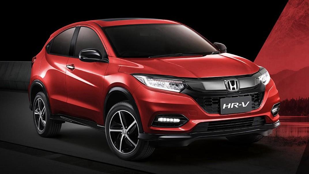 Honda HR-V 2020 Exterior 002
