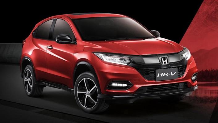 Honda HR-V Public 2020 Exterior 002