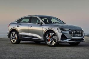 2020 Audi e-tron Sportback จ่อลุยเมืองไทยสัปดาห์หน้า คาดราคาทะลุ 5.3 ล้านบาท