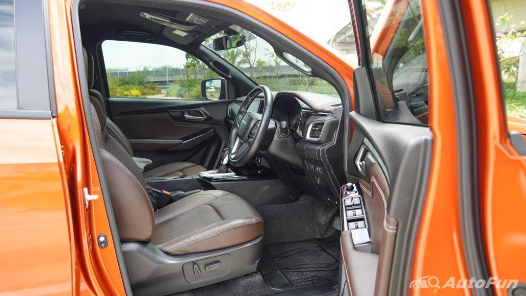 2020 Isuzu D-Max 4 Door V-Cross 3.0 Ddi M AT Interior 038
