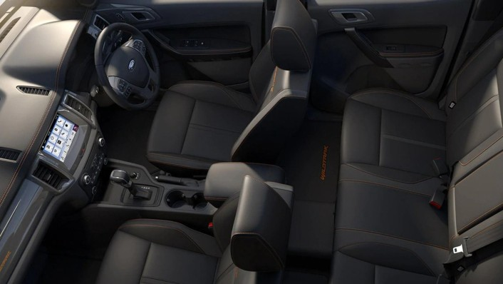 Ford Ranger 2020 Interior 007