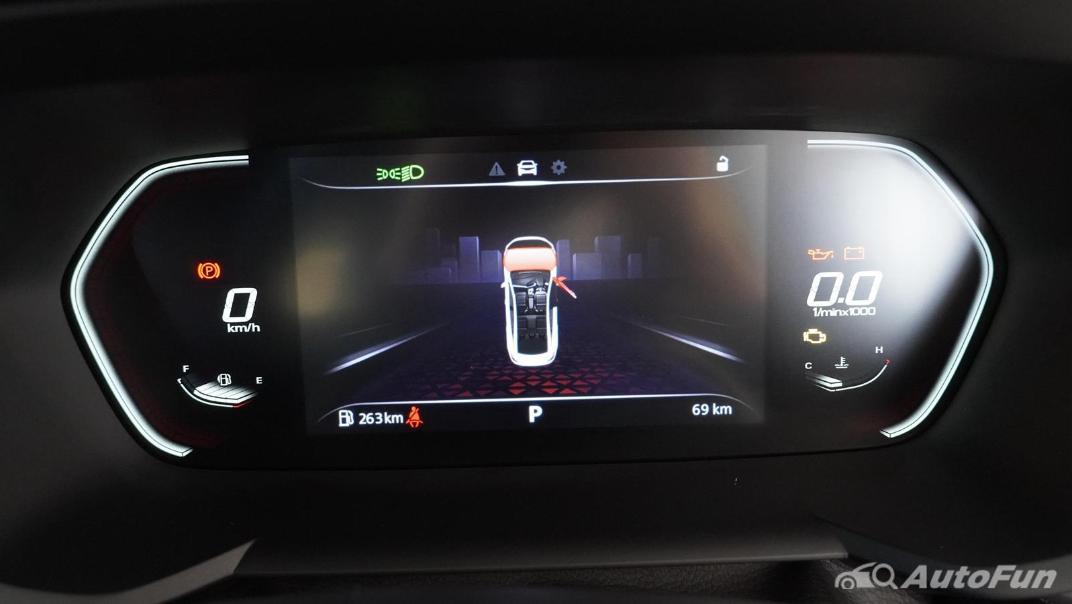 2021 MG 5 Upcoming Version Interior 005
