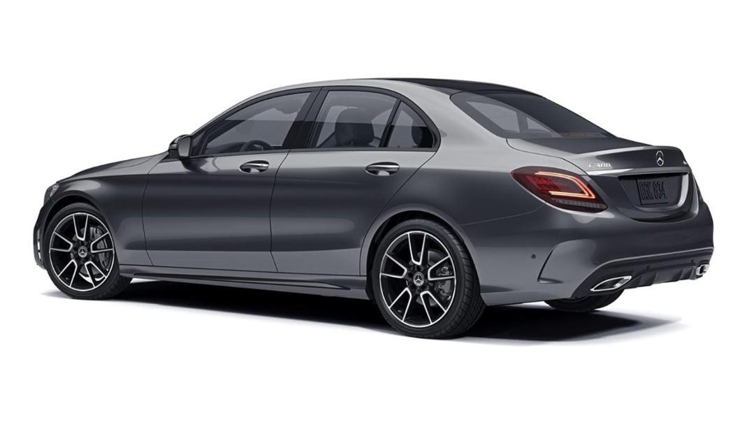 Mercedes-Benz C-Class Saloon Public 2020 Exterior 008