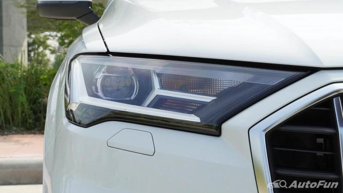 2020 Audi Q7 3.0 45 TDI Quattro Exterior 008