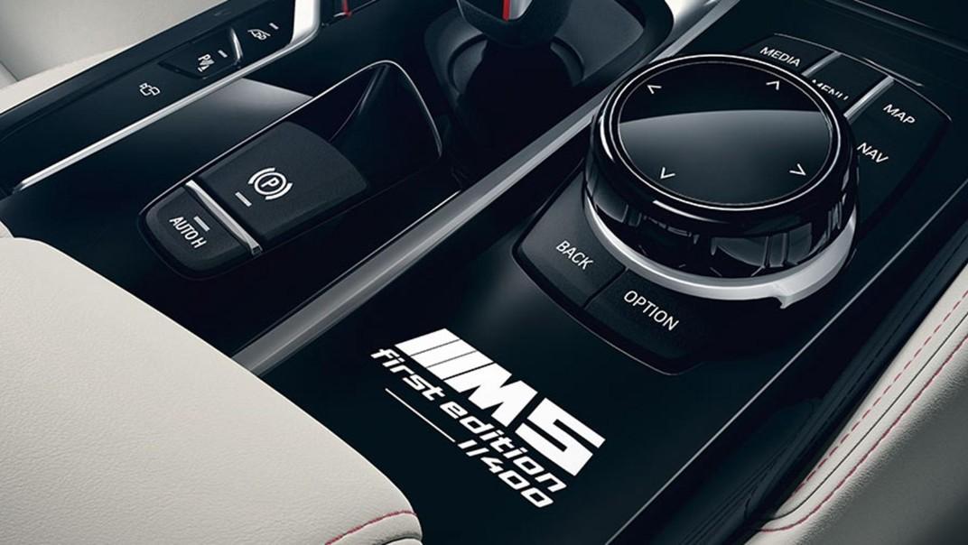 BMW M5-Sedan Public 2020 Interior 005