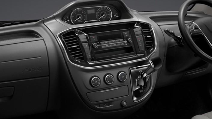 MG V80 2020 Interior 002