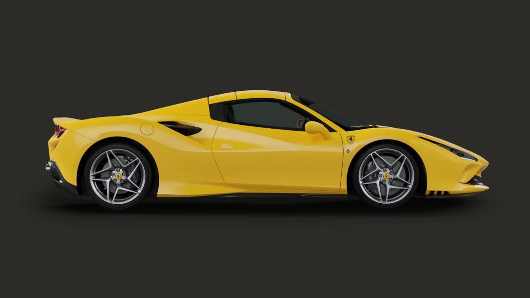 2020 3.9 F8 Spider V8 Turbo Exterior 001