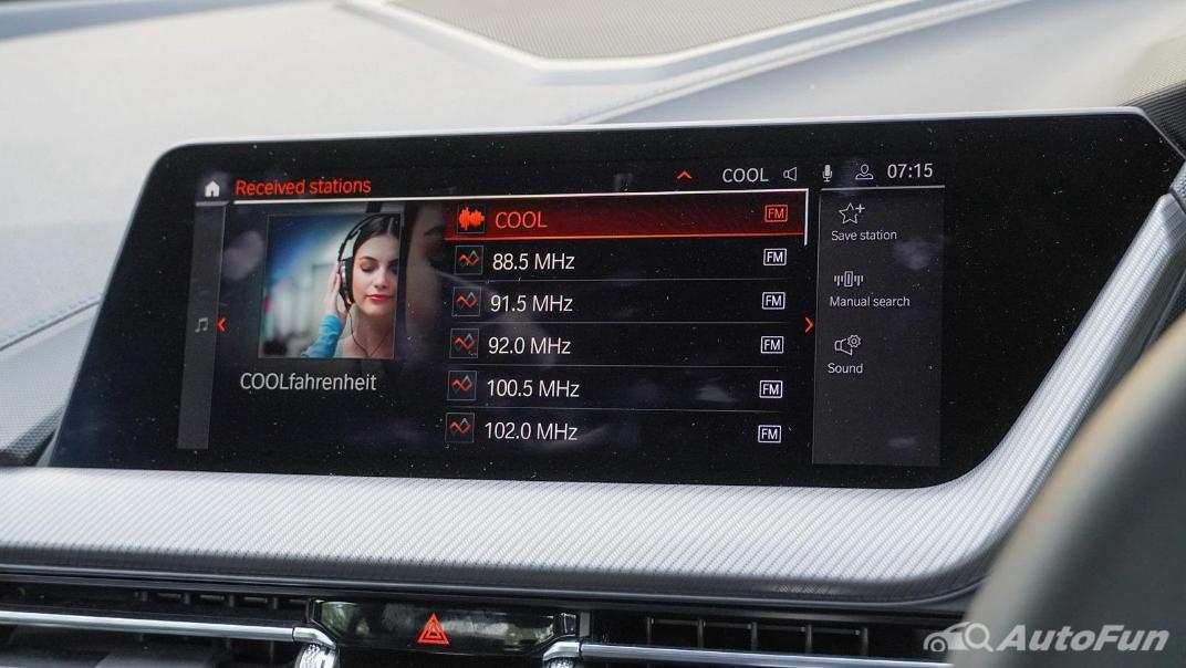 2021 BMW 2 Series Gran Coupe 220i M Sport Interior 043
