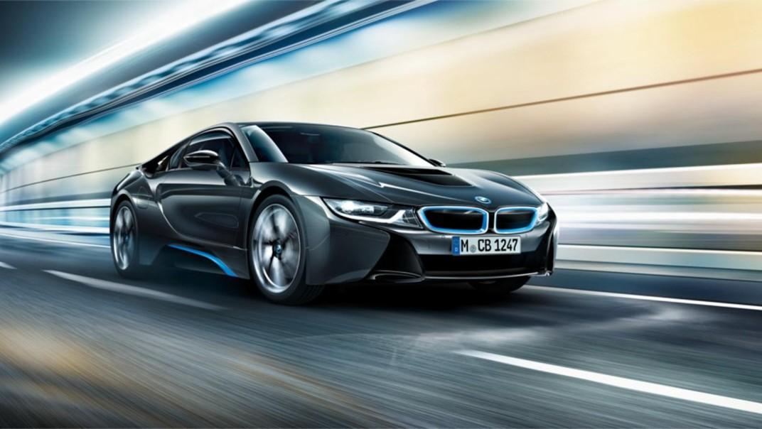 BMW I8 Public 2020 Exterior 003
