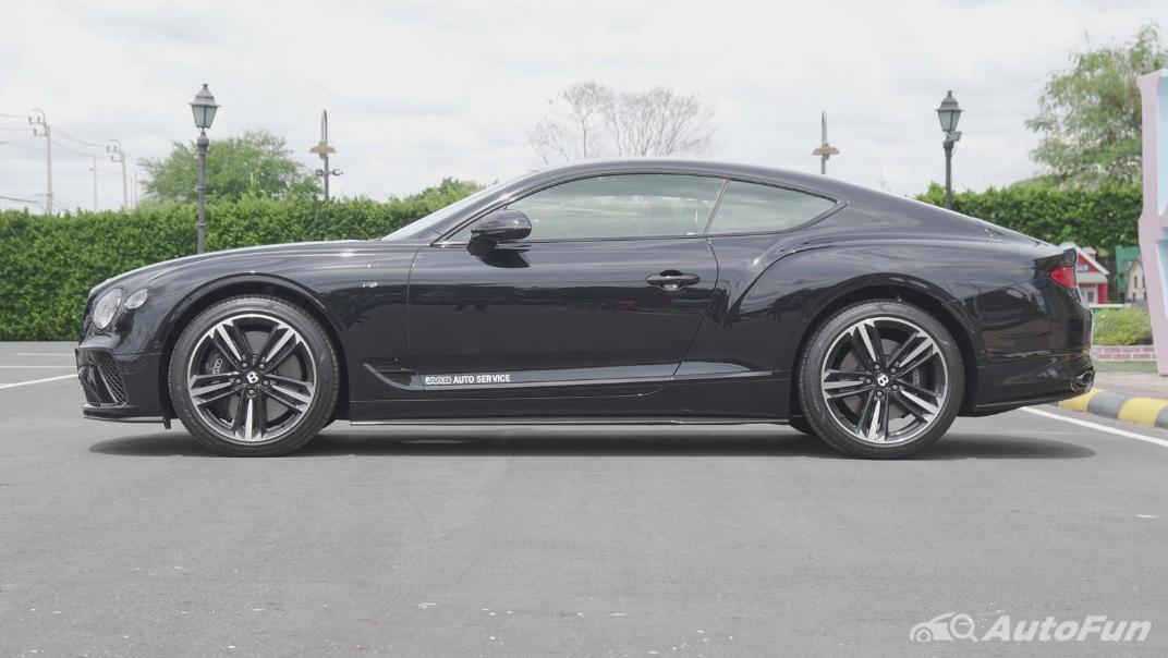 2020 Bentley Continental-GT 4.0 V8 Exterior 008