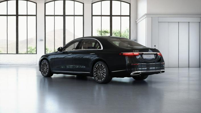 2021 Mercedes-Benz S-Class S 350 d Exclusive Exterior 007