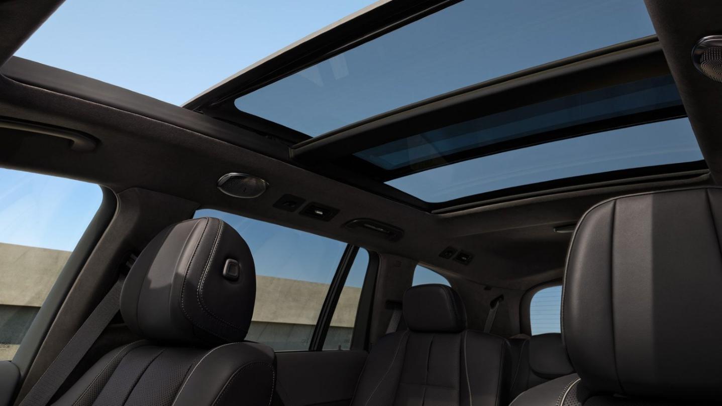 Mercedes-Benz GLS-Class 2020 Interior 002