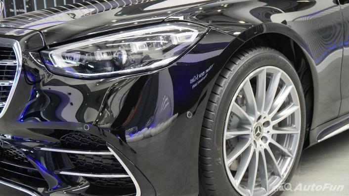 2021 Mercedes-Benz S-Class S 350 d AMG Premium Exterior 004