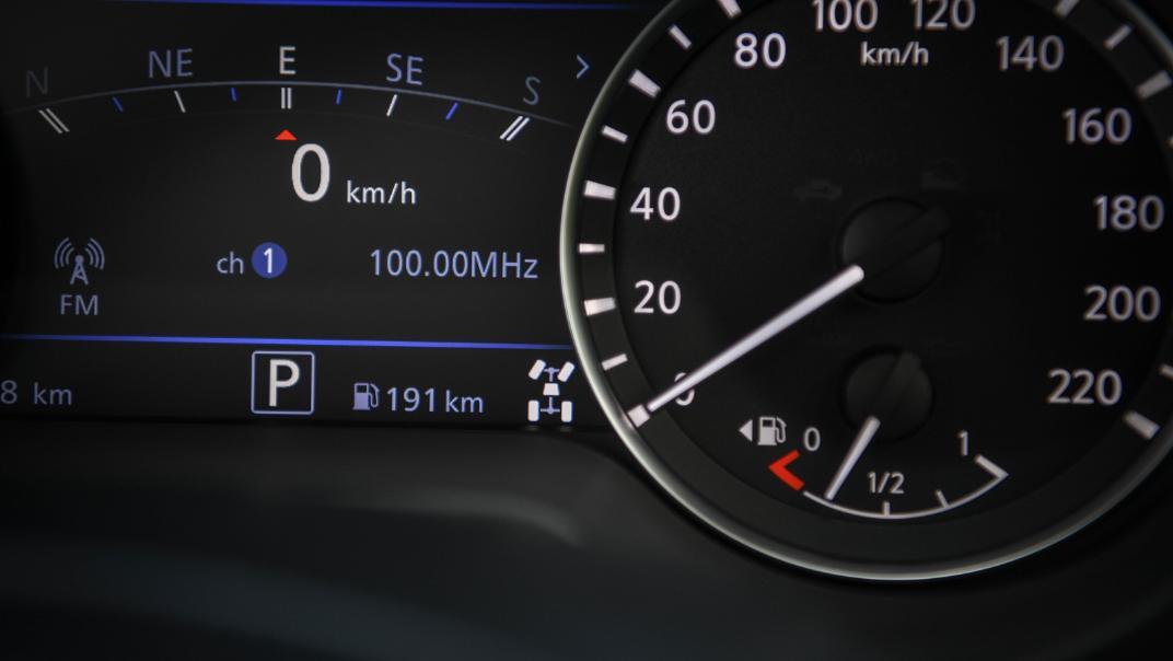 2021 Nissan Navara Double Cab 2.3 4WD VL 7AT Interior 065
