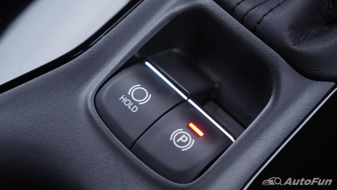 2021 Toyota Corolla Altis 1.8 Sport Interior 026