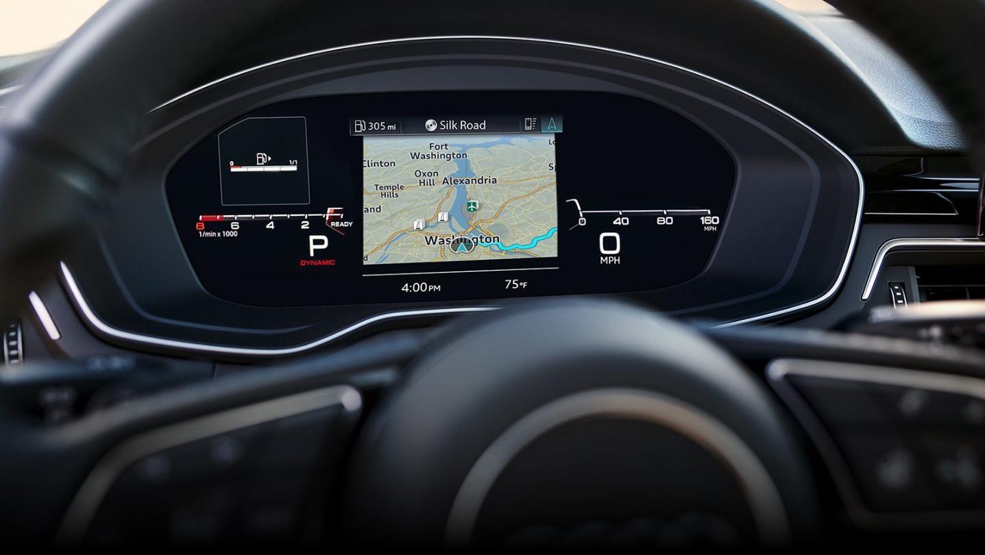 Audi A4 Avant 2020 Interior 005