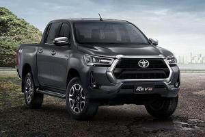ส่องข้อดีข้อเสีย Toyota Hilux Revo Double Cab กระบะสุดอึด