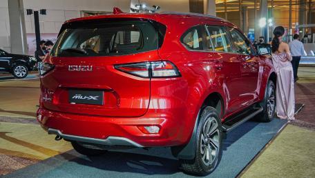 ราคา 2021 Isuzu MU-X Ultimate 3.0 AT 4x4 ใหม่ สเปค รูปภาพ รีวิวรถใหม่โดยทีมงานนักข่าวสายยานยนต์ | AutoFun