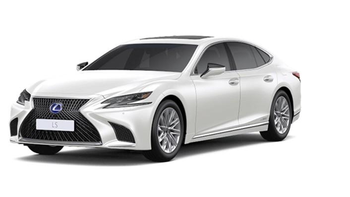 Lexus LS 2020 Exterior 004