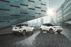 ศึกครอสโอเวอร์ไฮบริด New 2019 Toyota C-HR ปะทะหน้าใหม่ All-New 2020 Nissan Kicks