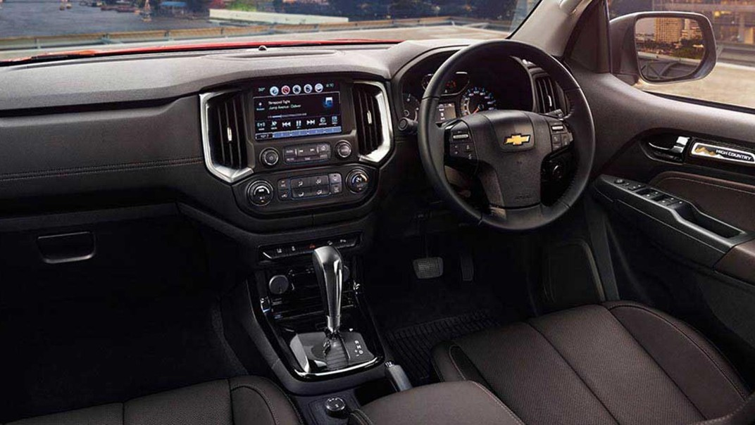 Chevrolet Colorado 2020 Interior 001