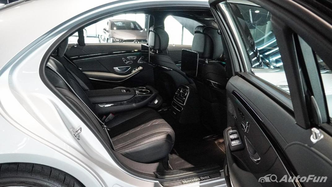 Mercedes-Benz S-Class S 560 e AMG Premium Interior 056