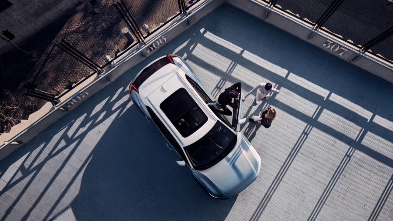 Volvo XC 40 2020 Exterior 033