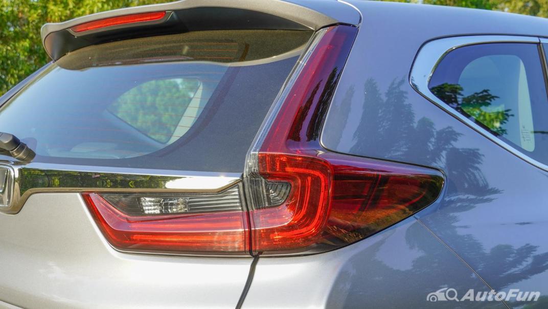 2020 1.6 Honda CR-V DT-EL 4WD Exterior 017