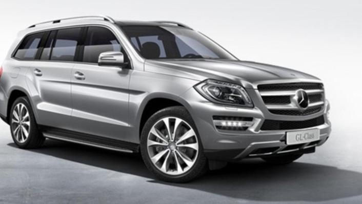 Mercedes-Benz GL-Class 2020 Exterior 005