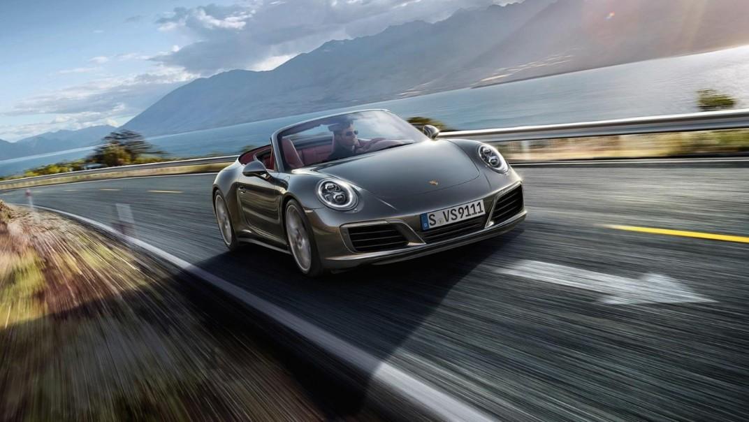Porsche 911 2020 Exterior 010