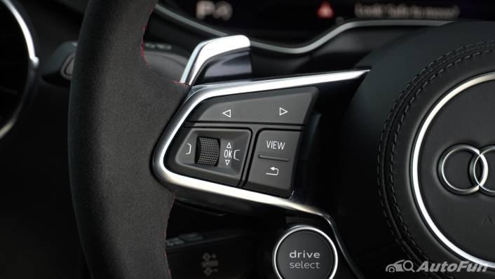 2021 Audi TT Coupé 45 TFSI quattro S line Interior 003