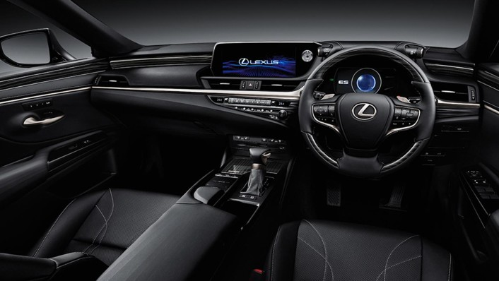 Lexus ES 2020 Interior 002