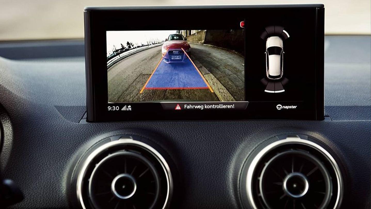 Audi Q2 Public 2020 Interior 007