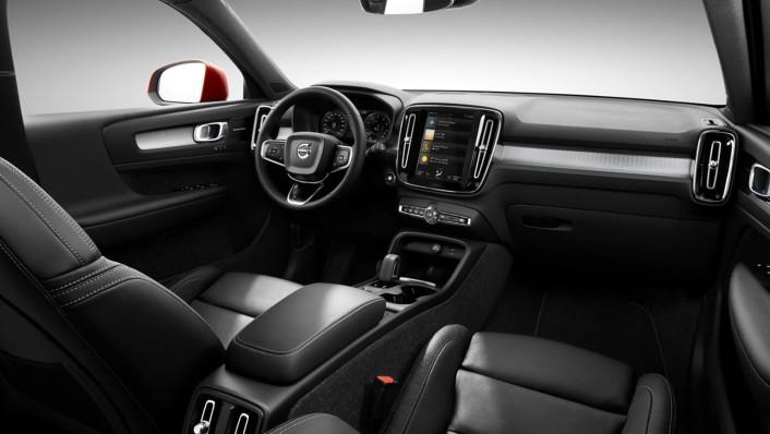 Volvo XC 40 2020 Interior 006