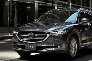 Review: SUV พรีเมียมสไตล์ Mazda CX-8 2020