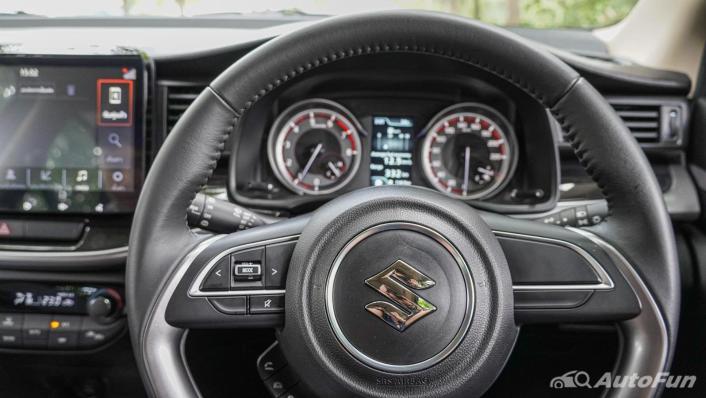 2020 1.5 Suzuki XL7 GLX Interior 004