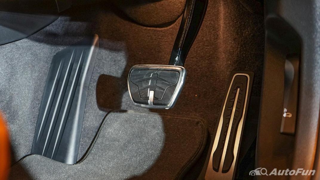 2021 BMW 5 Series Sedan 530e M Sport Interior 005