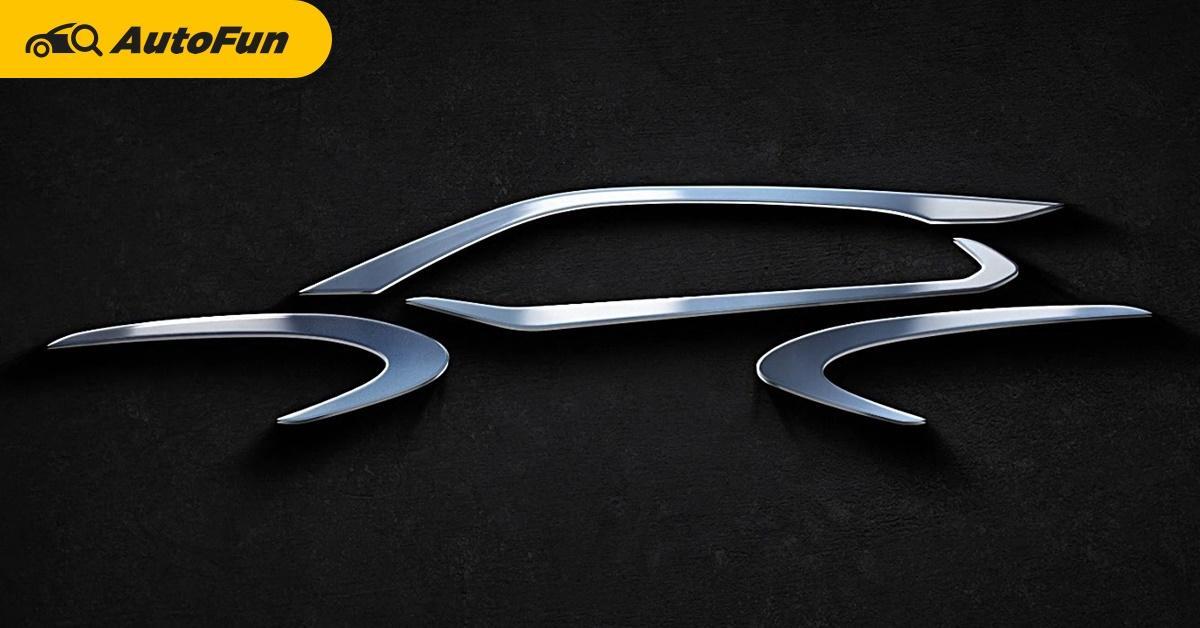2021 Toyota Corolla Cross เผยทีเซอร์ก่อนลุยสหรัฐอเมริกา คาดออพชั่นแน่นกว่าเวอร์ชั่นไทย 01