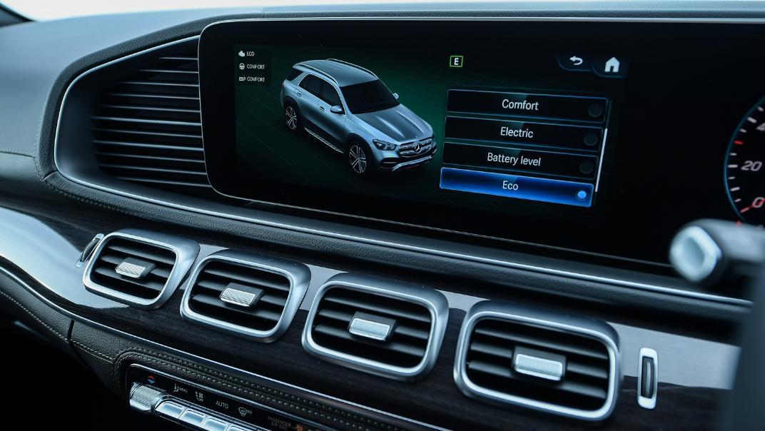 2021 Mercedes-Benz GLE-Class 350 de 4MATIC Exclusive Interior 098