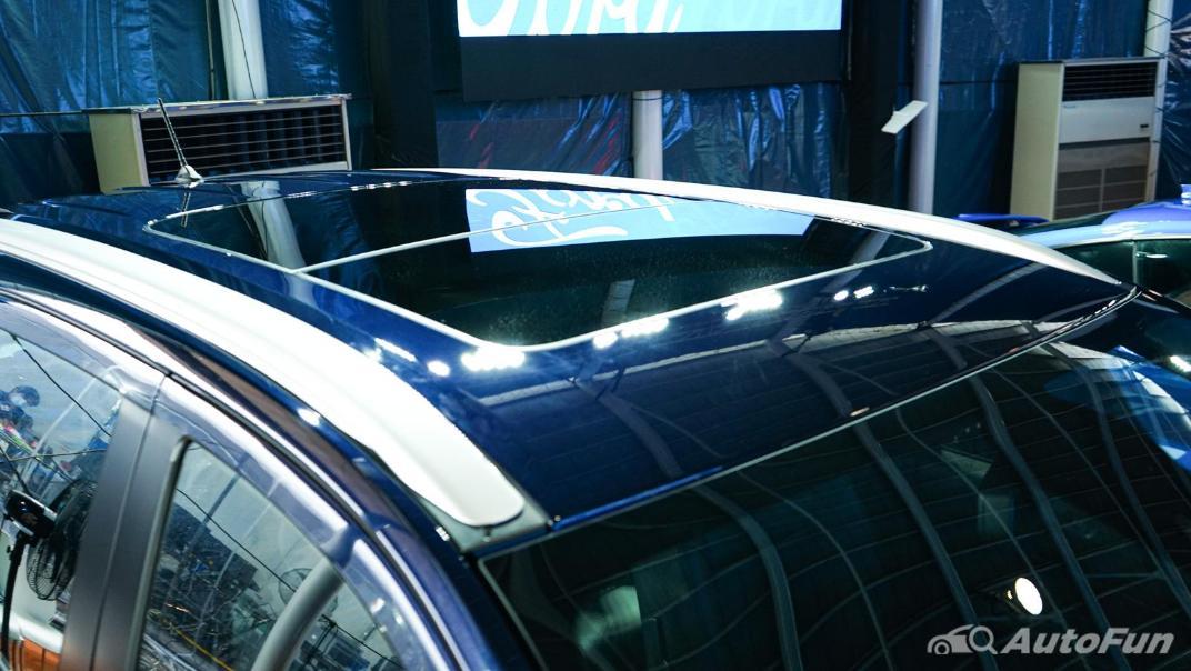 2021 Ford Everest Titanium+ Exterior 033