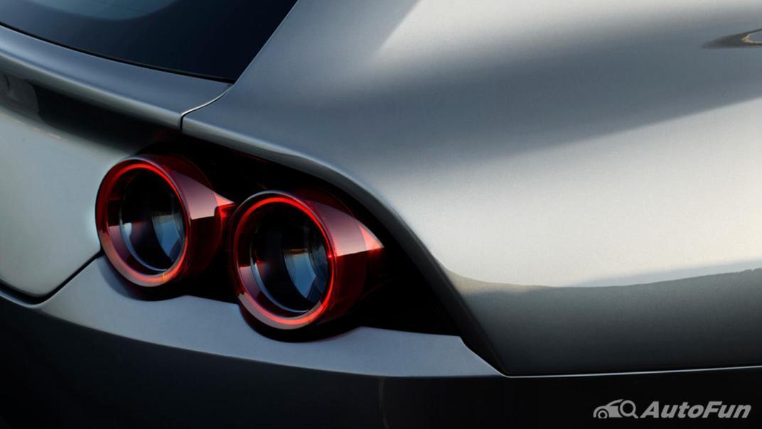 2020 Ferrari GTC4Lusso 6.2 V12 Exterior 007
