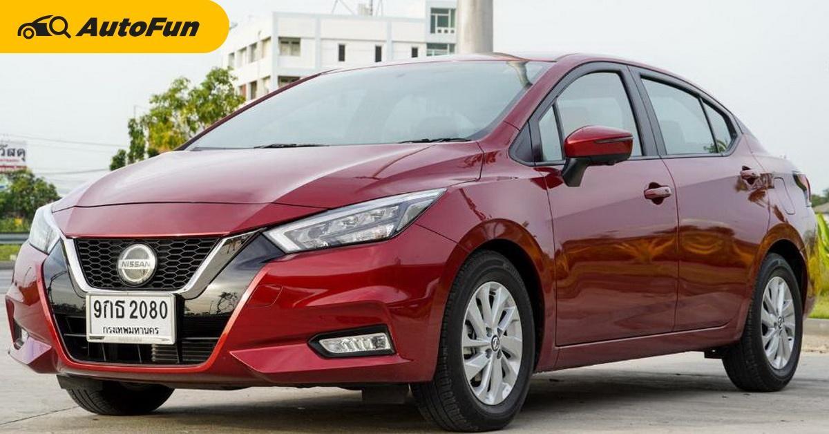 ทำไมเรารู้สึกว่า Nissan Almera ควรจะขายดีกว่านี้? 01