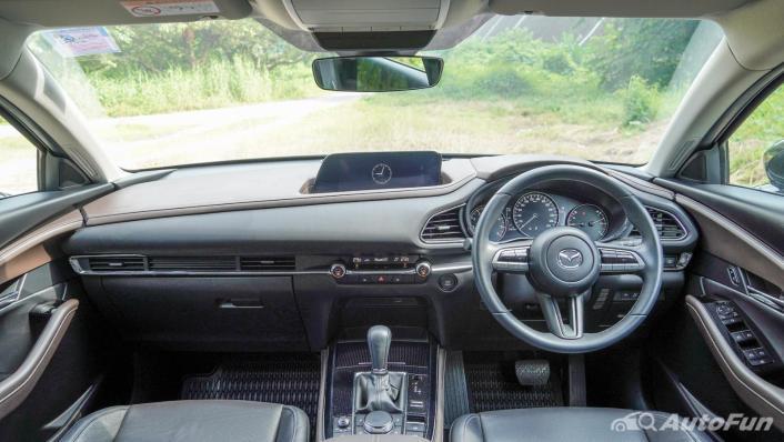 2020 Mazda CX-30 2.0 C Interior 001