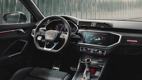 2021 Audi RS Q3 Sportback quattro ราคารถ, รีวิว, สเปค, รูปภาพรถในประเทศไทย | AutoFun