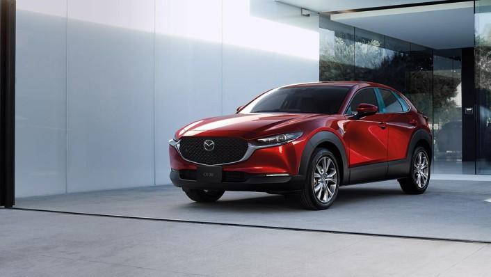 Mazda CX-30 2020 Exterior 001