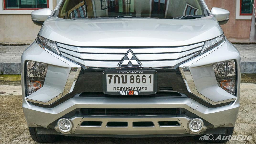 2020 1.5 Mitsubishi Xpander GLS-LTD Exterior 009