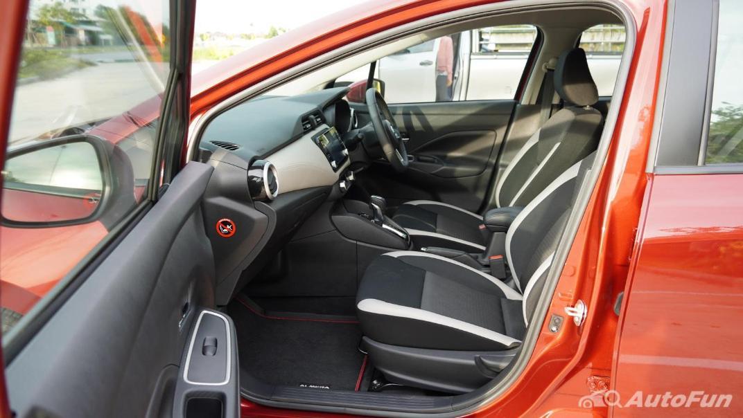 2020 Nissan Almera 1.0 Turbo VL CVT Interior 032