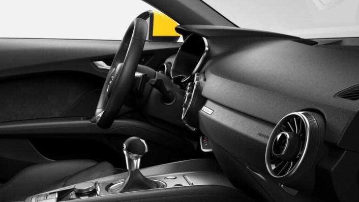 Audi TT Roadster 2020 Interior 003